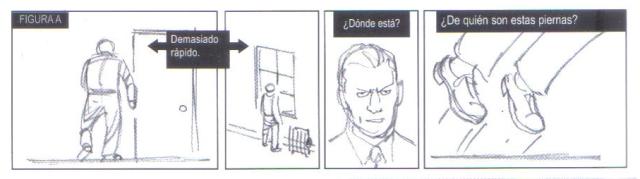 Transición de viñetas