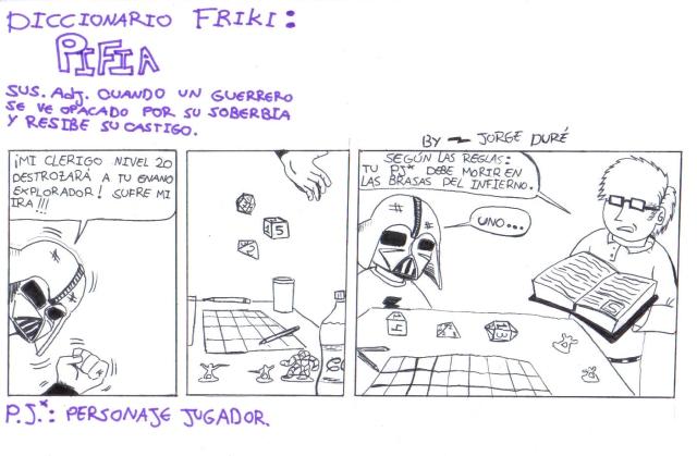 Sábado de tiras cómicas
