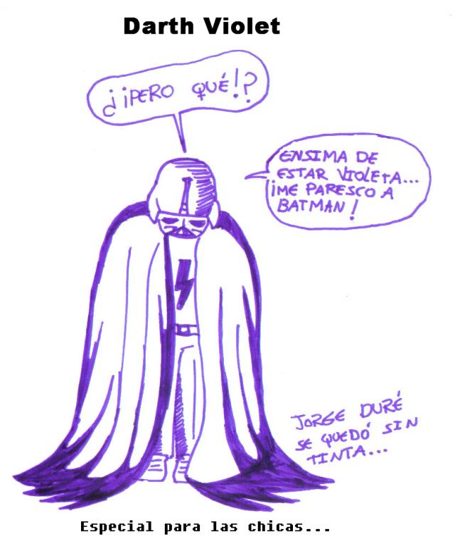 Darth Violet