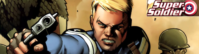 Steve Rogers Super-Soldier #1