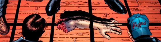 Wolverine Wendigo